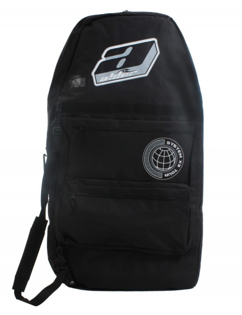 Alder System X3 Padded 44 inch Bodyboard Bag - Black/Black