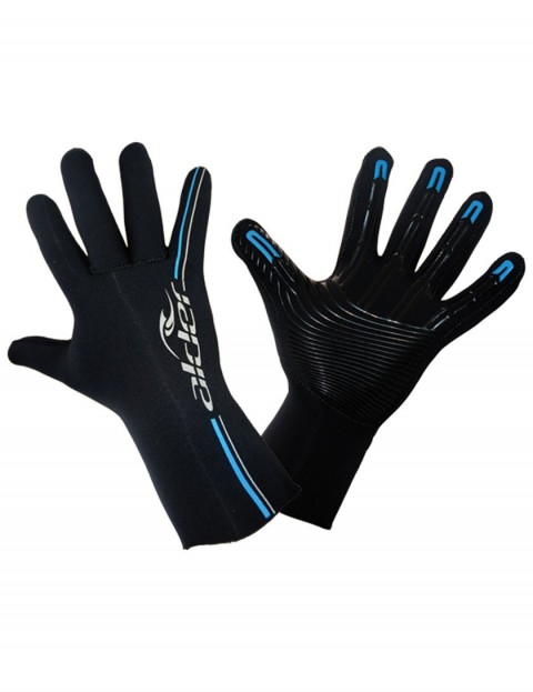 Alder Kids Matrix 3mm Wetsuit Gloves - Black