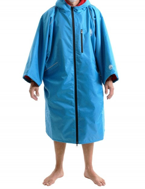 Alder Polar Coat Adult outdoor change robe - Blue