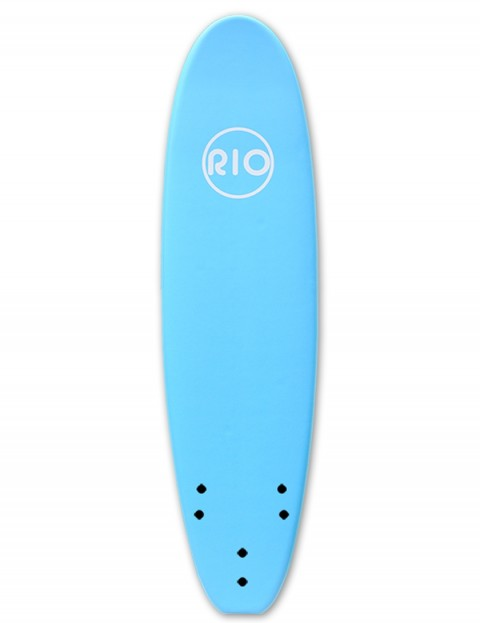 Alder Rio Soft Surfboard 7ft 6 - Blue