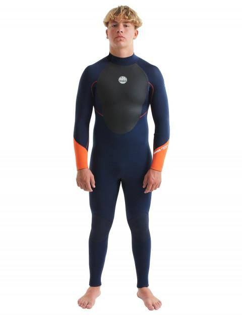 Alder Stealth 5/4/3mm Wetsuit 2019 - Blue