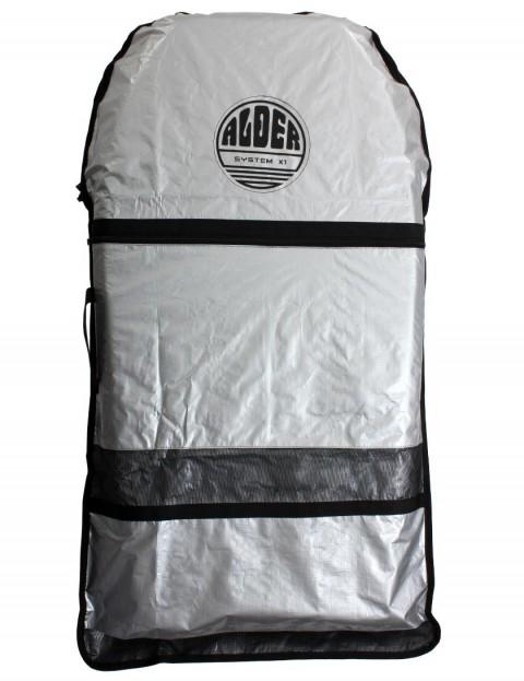 Alder System X1 44 inch Bodyboard bag - Silver