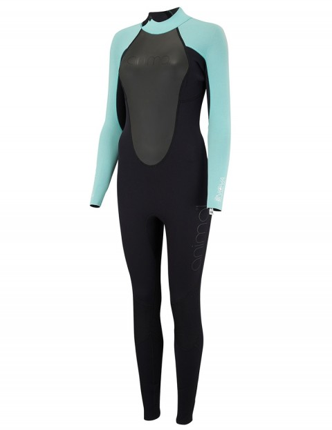 Animal Ladies Nova 3/2mm wetsuit 2018 - Black