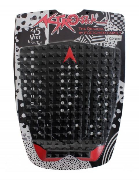 Astrodeck Kolohe Andino Surfboard Tail Pad - Black