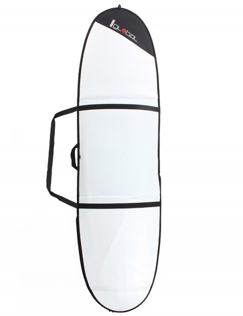 Global Day Mini Mal 3mm surfboard bag 8ft 0 - White