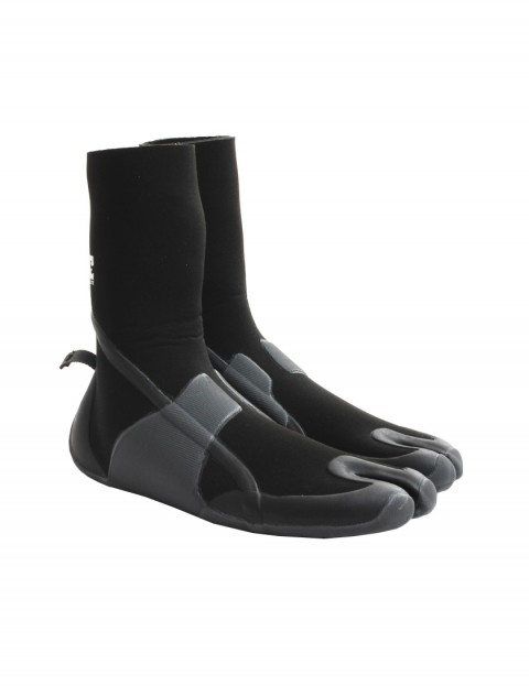 Billabong Absolute Comp Split Toe 5mm Wetsuit Boot - Black