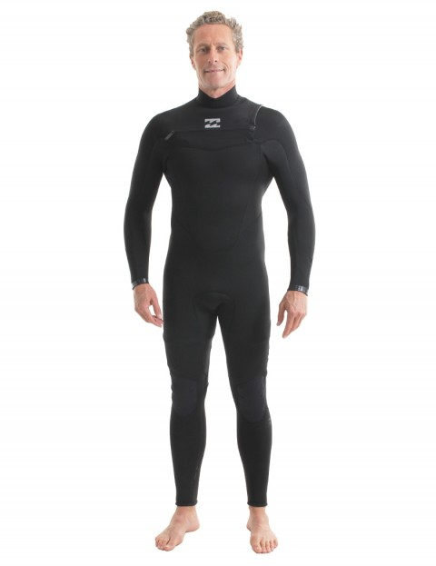 Billabong Absolute Comp Chest Zip 5/4mm Wetsuit 2018 - Black