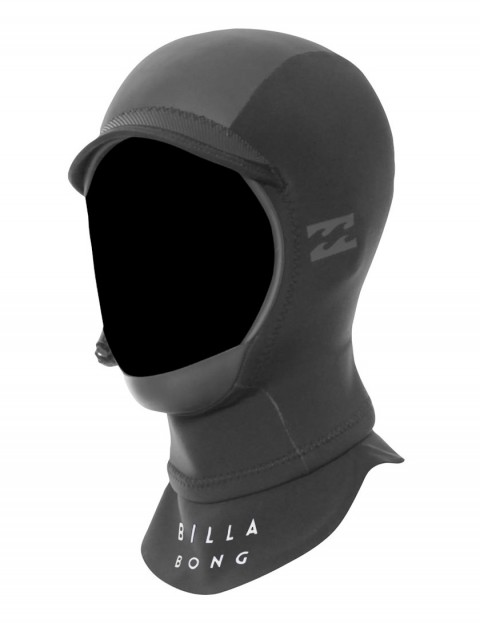 Billabong Furnace Carbon 2mm Wetsuit Hood - Black