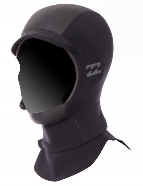 Billabong Furnace Carbon X 2mm Wetsuit Hood - Black