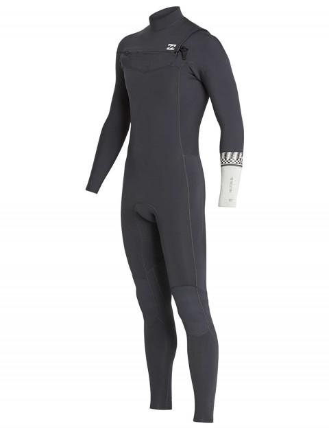 Billabong Furnace Revolution Chest Zip 5/4mm wetsuit 2019 - Graphite