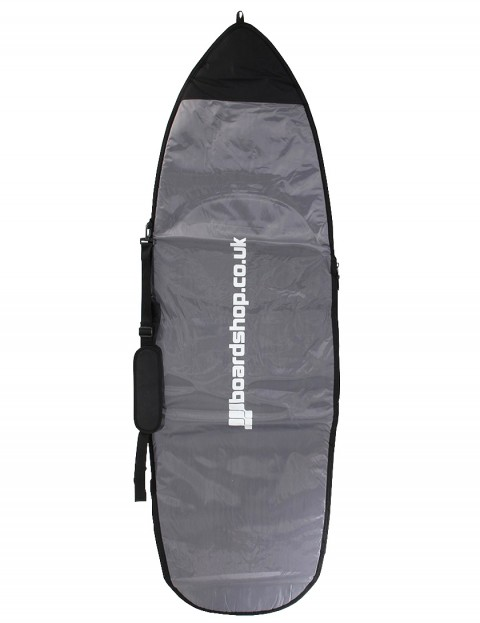 Boardshop Hybrid surfboard bag 5mm 7ft - Grey
