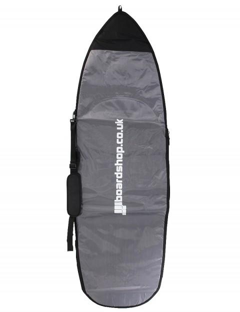 Boardshop Hybrid Surfboard bag 5mm 6ft - Grey