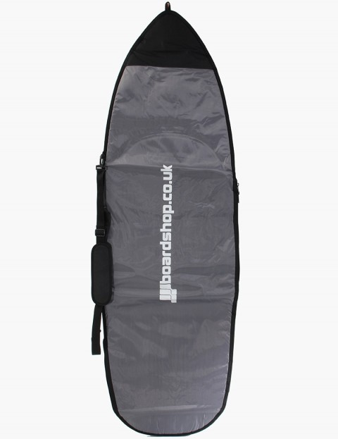 Boardshop Hybrid surfboard bag 5mm 7ft - Grey