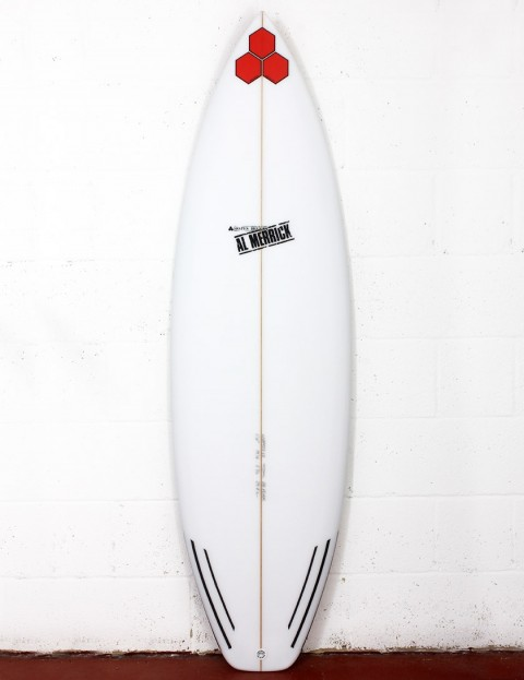 Channel Islands OG Flyer surfboard 5ft 10 FCS II - White