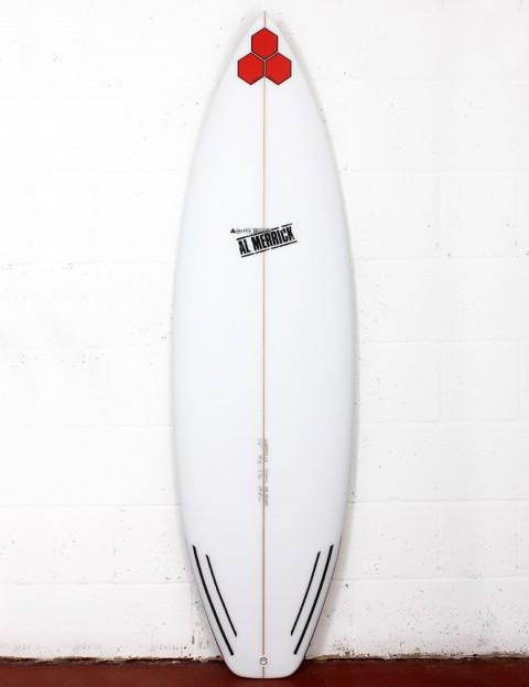 Channel Islands OG Flyer surfboard 6ft 1 FCS II - White