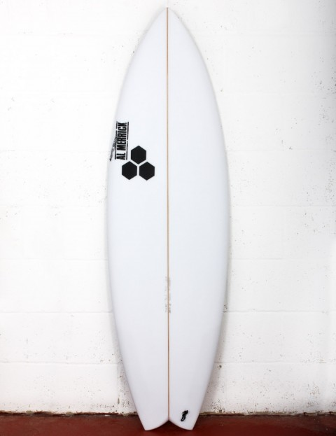 Channel Islands Rocket Wide surfboard 5ft 7 FCS II - White