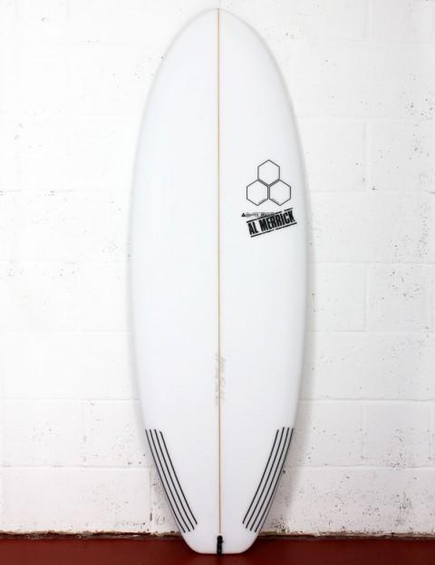 Channel Islands Average Joe Surfboard 5ft 3 FCS II - White