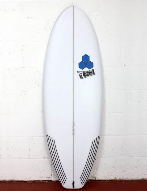 Channel Islands Average Joe Surfboard 5ft 9 FCS II - White
