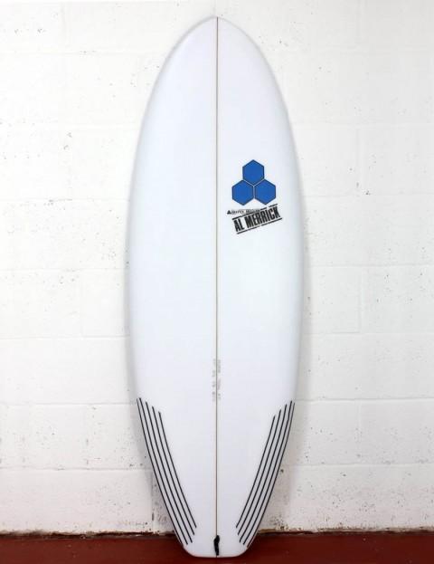 Channel Islands Average Joe Surfboard 6ft 3 FCS II - White