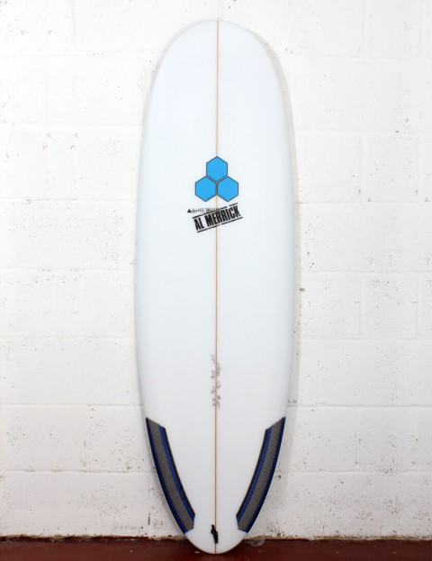 Channel Islands Hoglet Surfboard 5ft 7 Futures - White