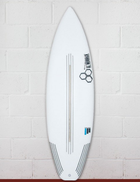 Channel Islands Sampler surfboard FlexBar 5ft 11- FCS II - White