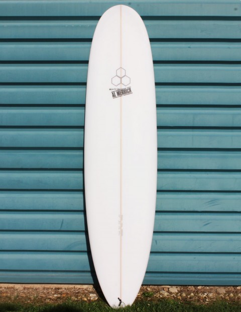 Channel Islands Water Hog 7ft 4 surfboard FCS II - White