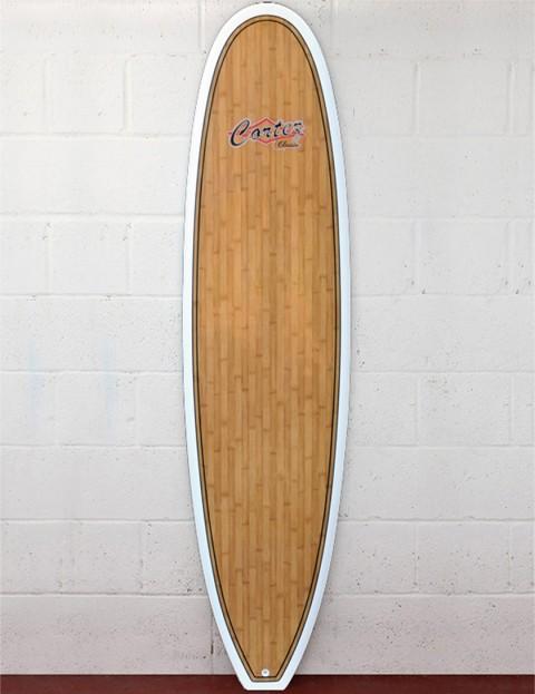 Cortez Fun Veneer surfboard 7ft 2 - Bamboo