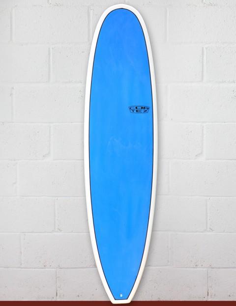 Cortez Funboard Surfboard 8ft 0 - Sanded Blue