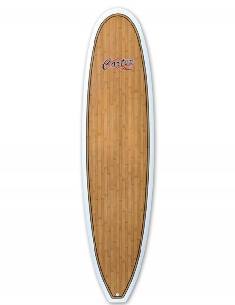 Cortez Fun Veneer Surfboard 8ft 0 - Bamboo