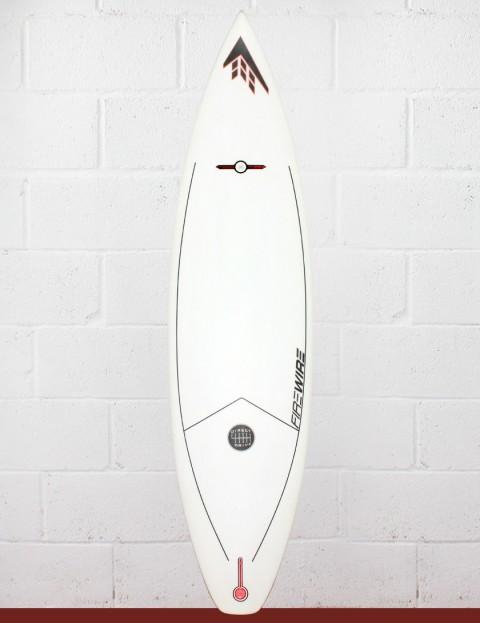 Firewire Direct Drive Flexfire Squash surfboard 6ft 6 FCS - White