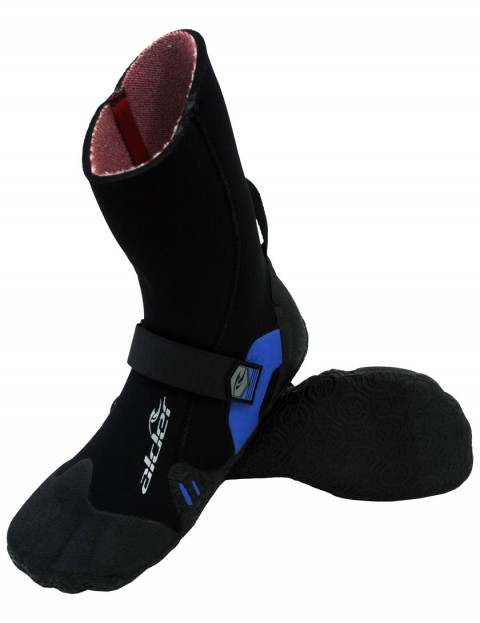Alder Enzo Split Toe 6mm Wetsuit Boots - Black