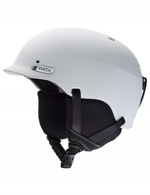 Smith Gage helmet - Matte White