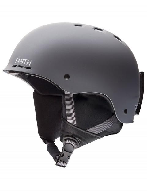 Smith Holt  helmet - Matte Gunmetal