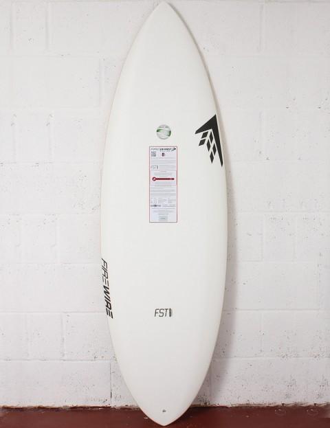 Firewire FST Double Agent Surfboard 6ft 10 FCS II - White
