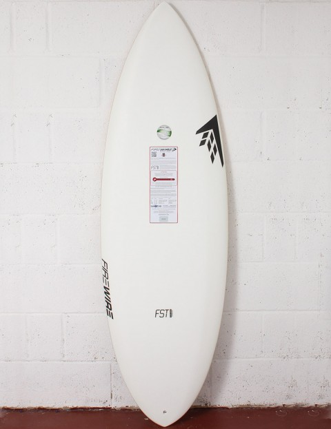 Firewire FST Double Agent surfboard 5ft 4 FCS II - White