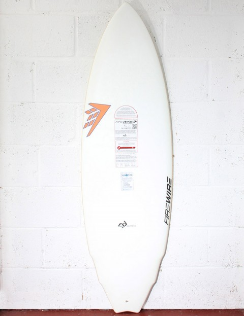 Firewire FST Activator Swallow surfboard 5ft 7 FCS - White