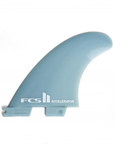 FCS II Performer Thruster GF Large Tri Fin Set - Grey