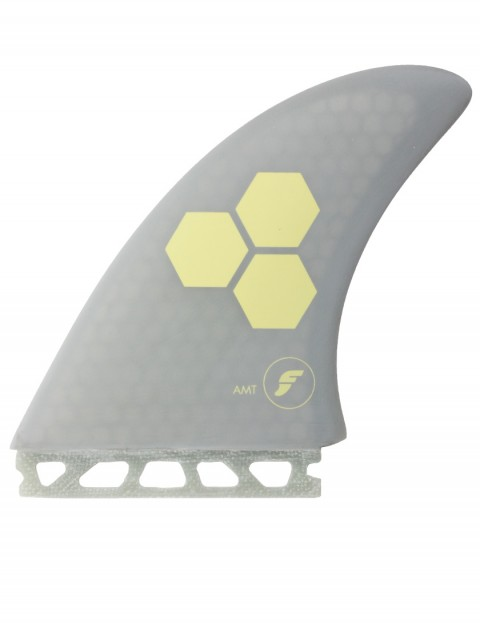 Futures AMT HC Twin Fin + Trailer Large - Grey