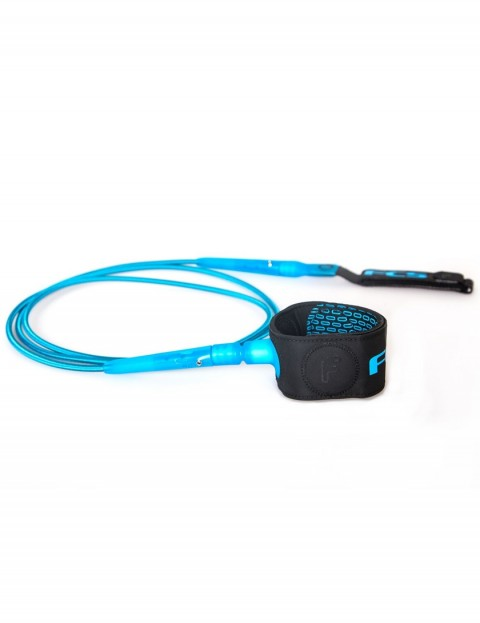 FCS Freedom surfboard leash 6ft - Blue