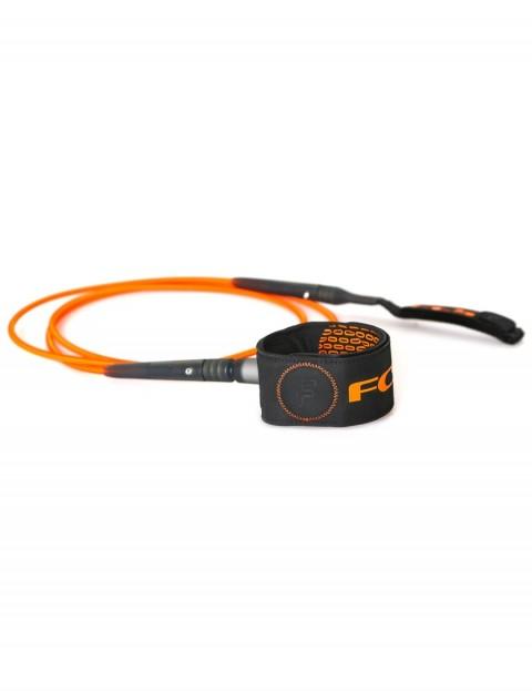 FCS Freedom surfboard leash 6ft - Orange