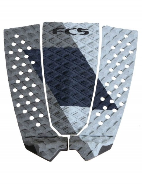 FCS Filipe Toledo Surfboard Tail Pad - Coal