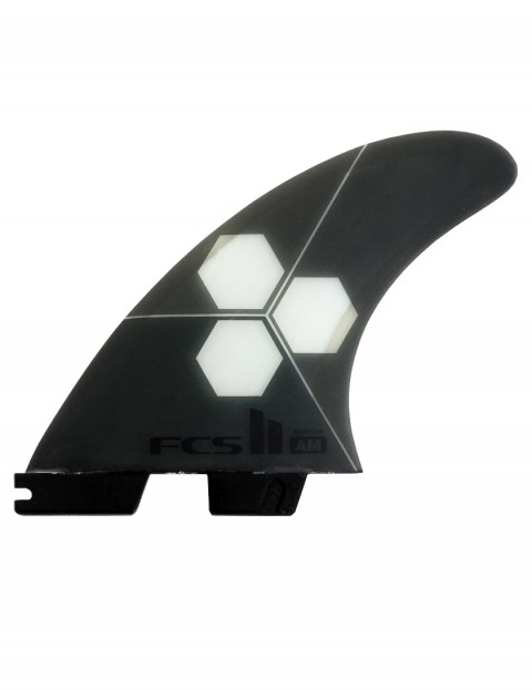FCS II AM PC Aircore Tri-Quad Fins Medium - Grey