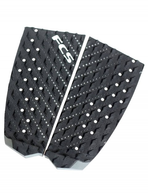 FCS T-2 Hybrid surfboard tail pad - Black/Charcoal