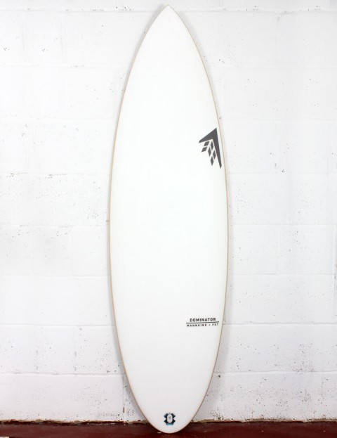 Firewire FST Dominator Surfboard 6ft 6 FCS II - White
