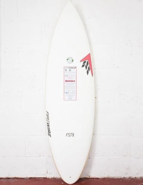 Firewire FST Hashtag surfboard 6ft 4 FCS II - White