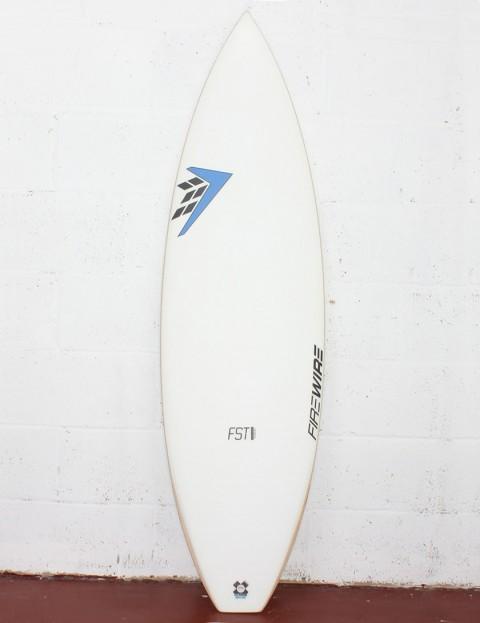 Firewire FST Hell Razor surfboard 5ft 5 FCS II - White