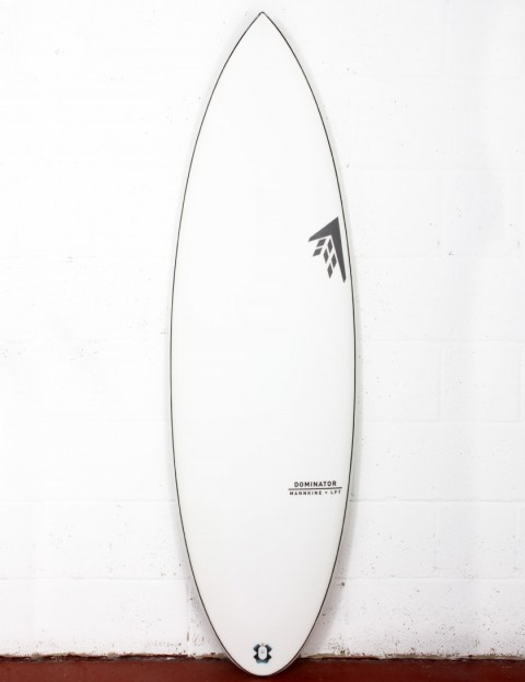 Firewire LFT Dominator surfboard 5ft 10 FCS II - White