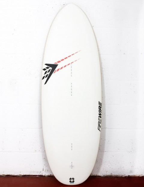 Firewire FST Sweet Potato Kiteboard 5ft 2 Futures - White