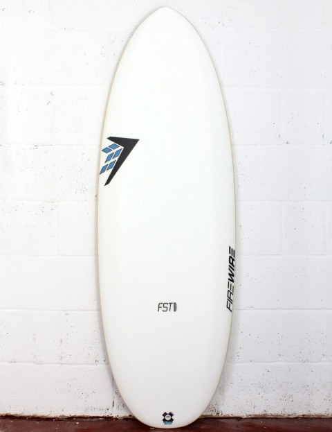Firewire FST Sweet Potato surfboard 6ft 0 FCS II - White