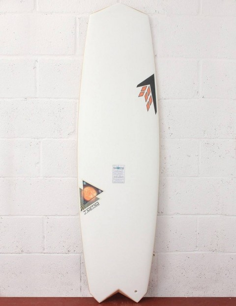 Firewire FST Vanguard surfboard 5ft 4 FCS II - White